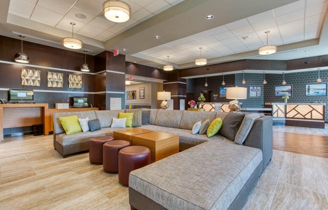 Drury Inn & Suites Cincinnati Northeast Mason - Lobby
