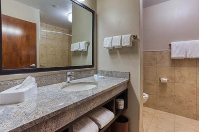 Drury Inn & Suites Cincinnati Northeast Mason - Bathroom