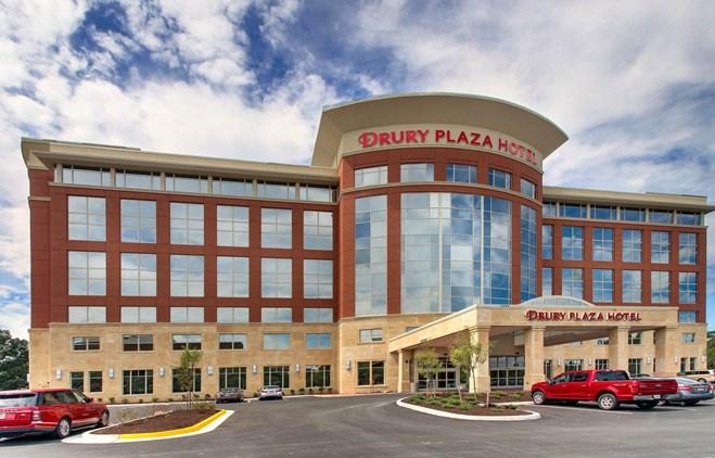 Drury Plaza Hotel Richmond - Exterior