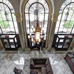 Drury Plaza Hotel Cleveland Downtown Lobby
