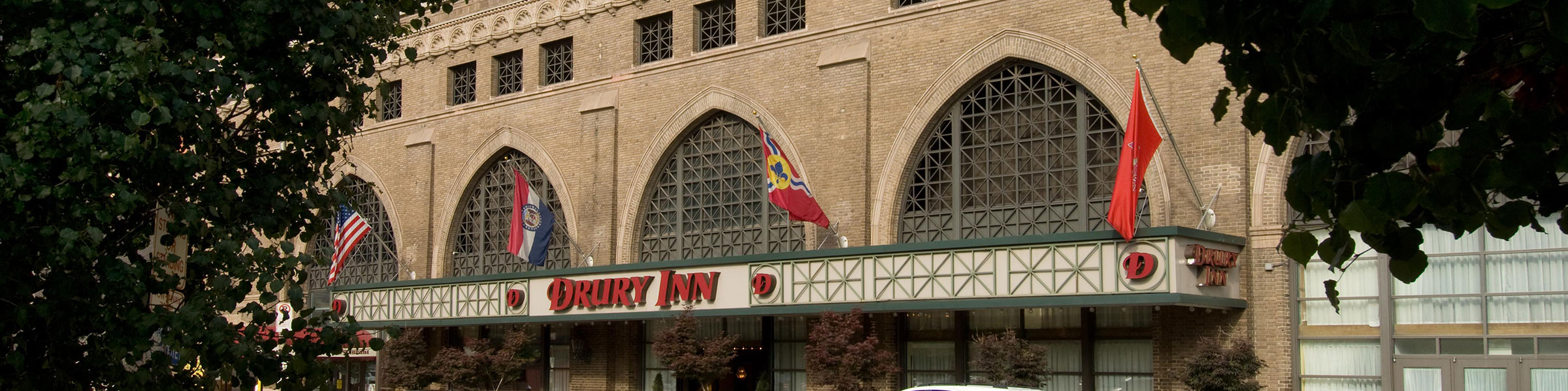Drury Inn and Suites St. Louis Convention Center