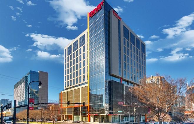 Drury Plaza Hotel Nashville Downtown - Exterior