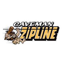 Caveman Zipline Logo