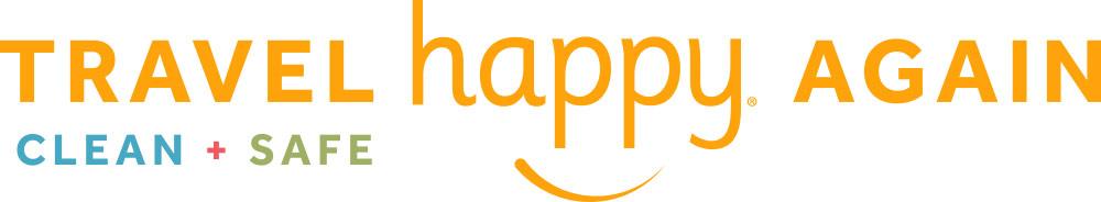 Travel Happy Again Logo