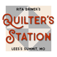 Quilter's Station Logo