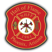 Hall of Flame Museum Logo