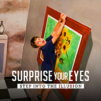 Surprise Your Eyes Logo