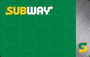 $50 Subway Gift Card