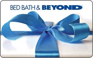 $50 Bed, Bath, & Beyond Gift Card