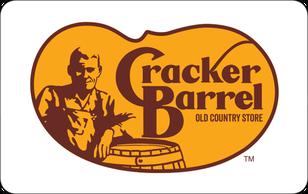 $50 Cracker Barrel Gift Card