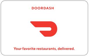 $50 Doordash Gift Card