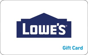 $50 Lowes Gift Card