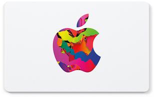$50 Apple Gift Card