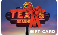 $50 Texas Roadhouse Gift Card