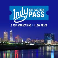Indy Attraction Pass Logo